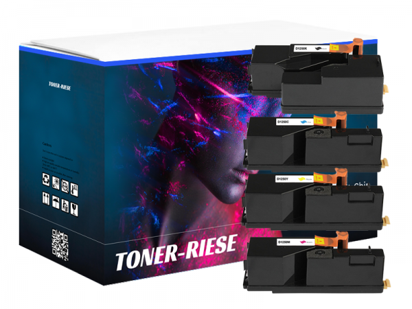 Dell 1250 Multipack Toner kompatibel